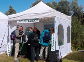 stand Lopen op Lesbos